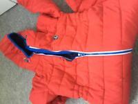 Boys next snow suit 3-4