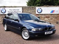 BMW E39 528i SE Touring, ***Individual***, 2000/W Reg, 89k Miles, Automatic, Full Service History