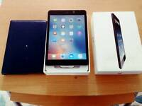 Ipad mini tablet with box 8 inches