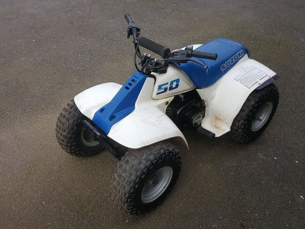 Suzuki LT50 50cc quad bike | in Montrose, Angus | Gumtree
