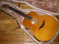 Lowden 023 jumbo acoustic made in Ireland 1996 with Lowden hardcase