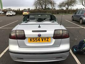 Saab 9-3 Vector Convertible