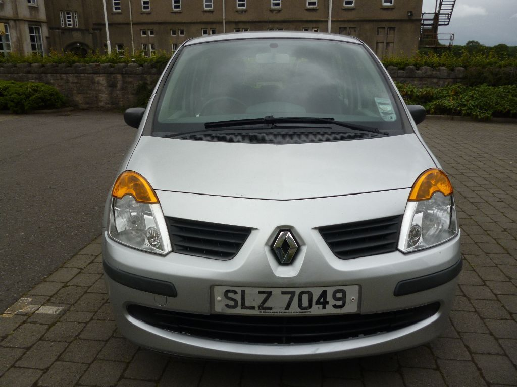 2006 renault modus oasis dci full 12 months mot 1500 in armagh county armagh gumtree. Black Bedroom Furniture Sets. Home Design Ideas