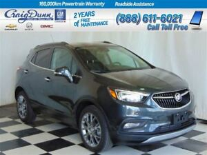 2017 Buick Encore * Sport Touring Front Wheel Drive * Rear Visio
