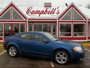 2010 Dodge Avenger R/T HEATED LEATHER!! SUNROOF!! CRUISE!! HEATE