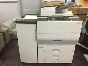 Ricoh MP C8002 8002 Color Copier Production Printer Copy Machine for Print Shop Colour Business Commercial Copiers SALE