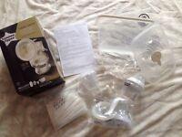Tommee Tippee Manual Breast pump set