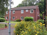 2 Bedroom First Floor Flat at Bridgefield Court, Crook, County Durham