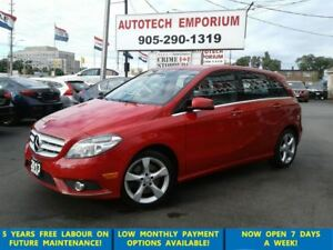 2013 Mercedes-Benz B-Class B250 Sports Auto Alloys/Btooth&GPS