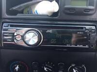 JVC KD-R411 CD player