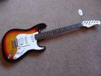 Brand New Harley Benton Electric Guitar