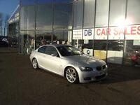 2007 57 BMW 3 SERIES 2.0 320D M SPORT 2D 175 BHP***GUARANTEED FINANCE***PART EX WELCOME***