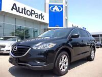 2014 Mazda CX-9 GS // AWD // LEATHER // 7 PASS // REVERSE CAM //