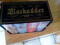 Blackadder - complete boxset videos