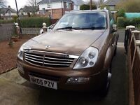 2005 Ssangyong rexton 1 owner (milage 52124) ...£2500 ono