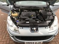 2005 Peugeot 407 2.0 HDi SE 4dr Automatic @07445775115