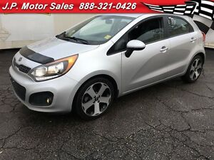 2013 Kia Rio SX, Automatic, Leather, Heated Seats, Back Up Came