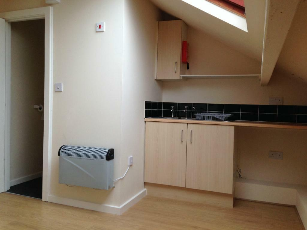 * 1 BED STUDIO * SHAFTON PLACE * HOLBECK * DSS WELCOME * ZERO DEPOSIT!