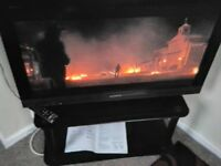 32 inch BUSH HDMI FREEVIEW TV GREAT FOR GAMING FIRE STICK ETC