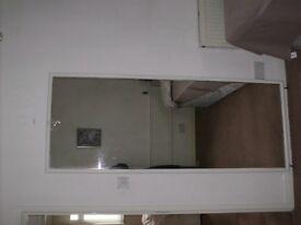 full height bedroom mirror