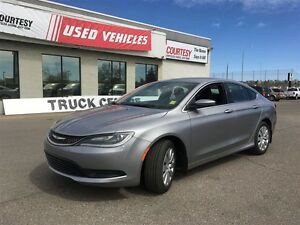 2016 Chrysler 200 LX | Low Kilometers | Barely Driven
