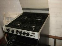 FREE STANDING CANNON GAS COOKER