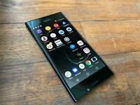 Sony xperia XZ MINT CONDITION BLACK UNLOCKED