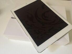 Apple iPad Air- 32gb (Silver)