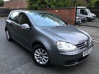 2007 Volkswagen Golf 1.6 AUTOMATIC MATCH auto Astra focus