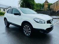 2012 NISSAN QASHQAI N-TEC+ 1.5 DCI ONLY 71,000 MILES FULL SERVICE HISTORY JUST SERVICED