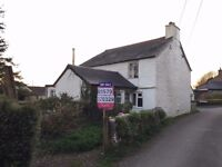 Beautiful Classic Cornish Cottage Stoke Climsland Large Garden Two Bedrooms Shed Space