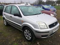 Ford Fusion 1.4Tdci.. 04 Plate.. 1 Owner from new..