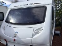 2011 Sprite Finesse (2 Berth, End Kitchen)