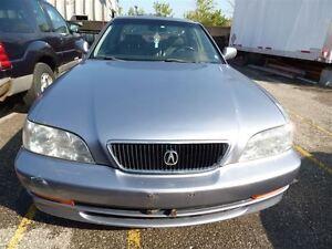 1998 Acura TL 3.2 & LEATHER & ROOF & AUTO & WOOD & ALLOYS & ALAR