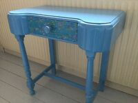 Shabby chic table or dressing table