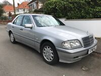 Mercedes C200 Elegance 1998 One owner from new