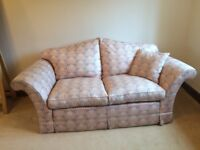 Duresta hand made feather filled sofa