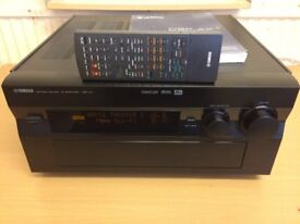 Yamaha DSP-AX1 Home Cinema Receiver, Crisp Clear Real Cinema Sound, Fully Working Good Condition.