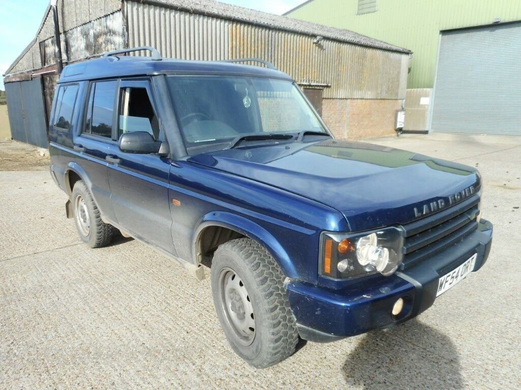 Land Rover Discovery td5 Commercial 2004 Manual 6 Mths MOT Excellent 4x4