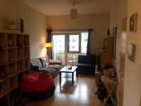 Double room to rent in 2 bed flat share