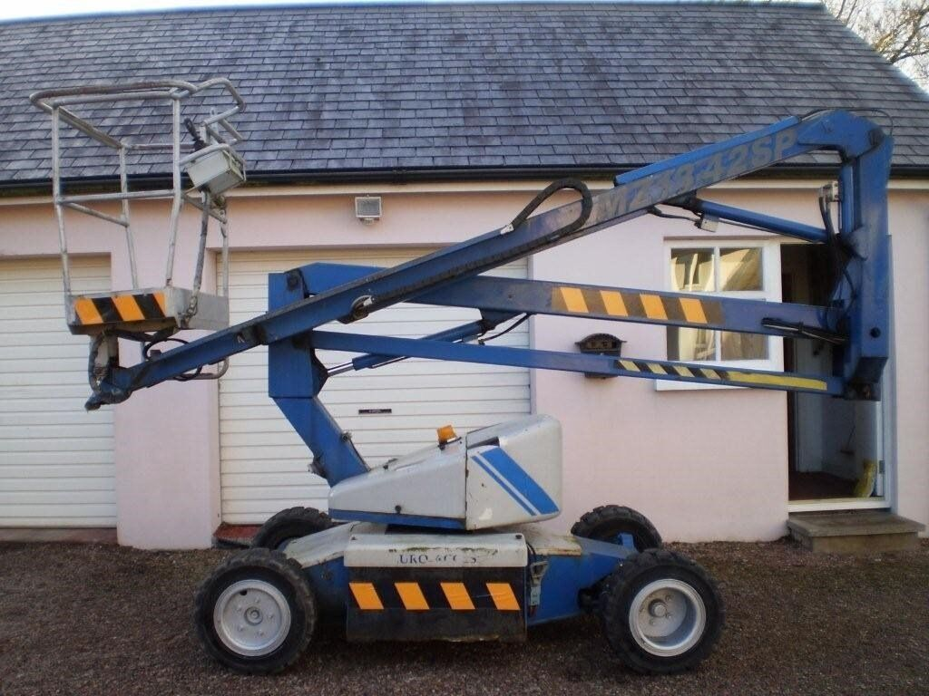 Euro Access Cherry Picker In Ballymoney County Antrim Gumtree