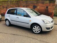 FORD FIESTA 1.2 STYLE 5 DOOR HATCH ONLY 62000 MILES MOT 1 YEAR MINT CONDITION