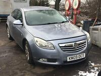 Vauxhall Insignia 2.0cdti 16v Nav 2009 For Breaking