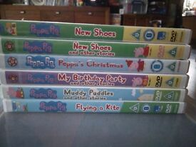 Various DVD's £1 per dvd collect Stonehaven or Abdn Beachfront on Sat morning 9.30-10.30am