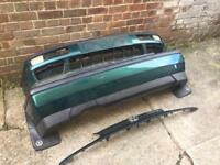 Mk3 golf Gti parts boot bumpers and grill £50 the lot to clear