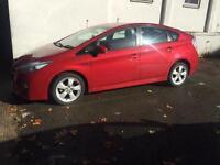 Toyota Prius for rent .+44 7445 064057