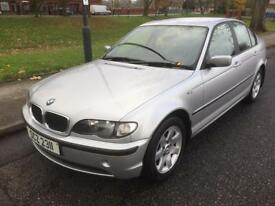 2003 BMW 316i SE 1.8 PETROL ONE OWNER FORM NEW RECENTLY FULL SERVICE AND LONG MOT