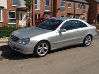 MERCEDES CLK CDi 2.7 Diesel 55plate QUICK SALE NEEDED £2350 Ono!! MUST BE VIEWED.