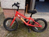 """Kids 16"""" Ridgeback Bike"""