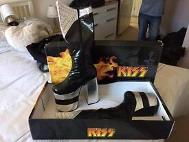 Glamrock boots